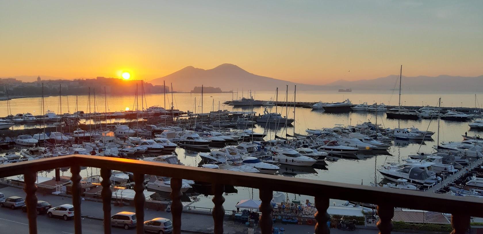 Panorama all'alba