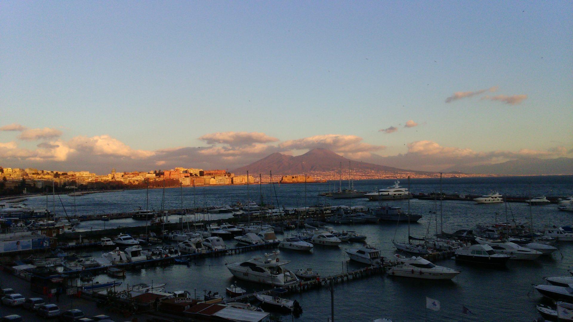 casa vacanze a Napoli Mergellina